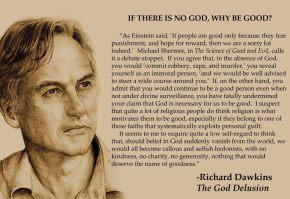 #DailyBookQuote 8Aug13 : Richard Dawkins' The GodDelusion