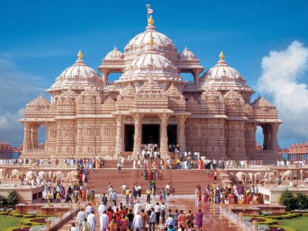 Largest Hindu Temple - Akshardhaam, Delhi
