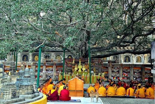 Bodh Gaya, India