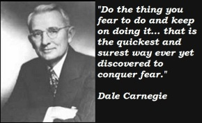 #DailyBookQuote 24Oct13 : Dale Carnegie's How to win friends and influence people…