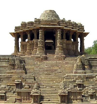 Hindu Temples Ruins