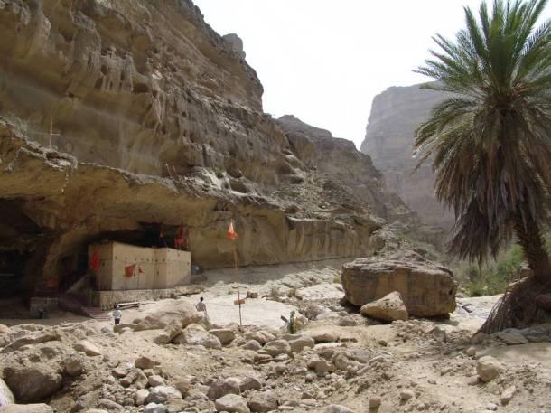 Hinglaj Matagee Temple Balochistan Pakistan