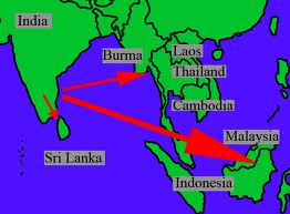 Influence of Hinduism in Asia