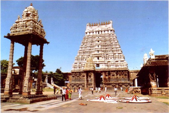 Kanchipuram Temple Complex