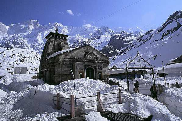 Kedarnath temple rediscovered by Adi Shankaracharya