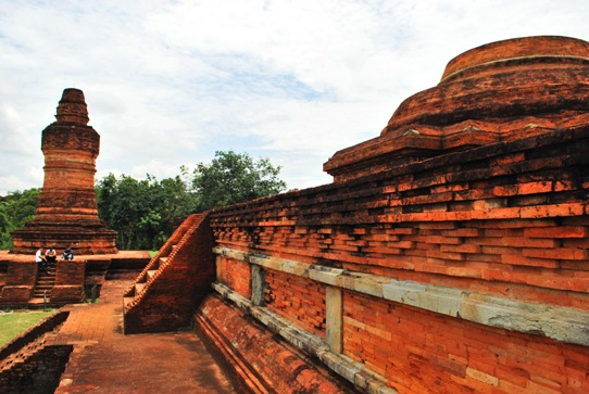Muara Takus Hindu Temple, Sumatra Indonesia