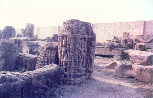 Ruins of Somanath Temple