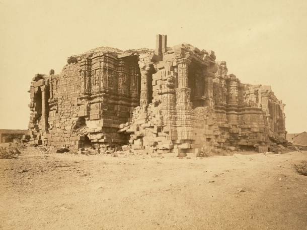 Ruins of Somnath temple