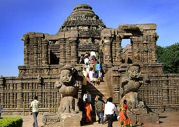 Sun Temple Konark Orissa