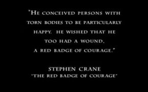 #DailyBookQuote 25Nov13 : Stephen Crane's The Red Badge of Courage