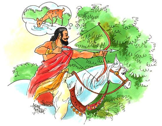 King-Dasaratha
