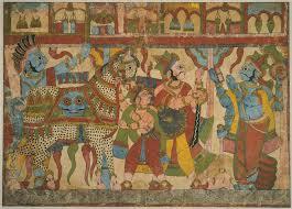 Mahabharata AshvamedhikaParva