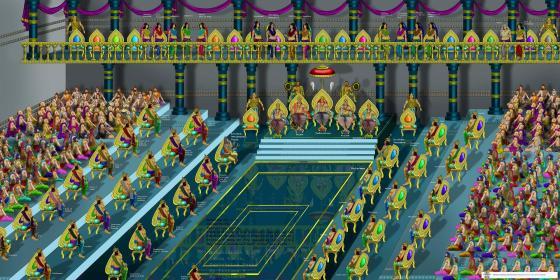 Mahabharata Sabha Parva