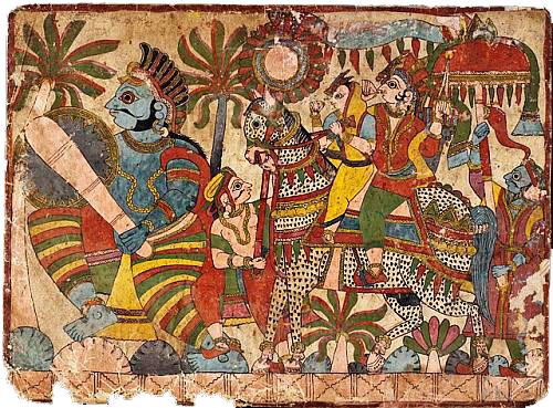 Mahabharata SauptikaParva