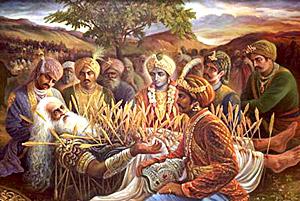 Mahabharata ShantiParva