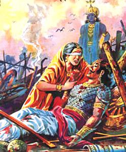 Mahabharata StriParva