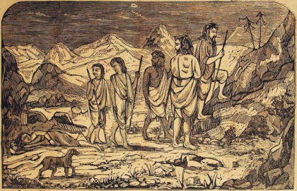 Mahabharata SwargarohanaParva