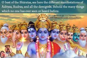 Bhagavad Gita: Chapter 11 – The Vision of Universal Form of God (Vishwaroop DarshanYoga)