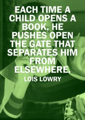 #DailyBookQuote 19Mar14 : The Giver by Lois Lowry