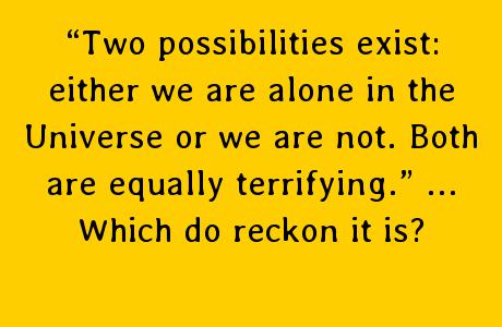 Arthur C Clarke2
