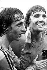 Cruyff and Neeskens