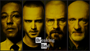 #BreakingBad:  Walter Whites can also change the world…
