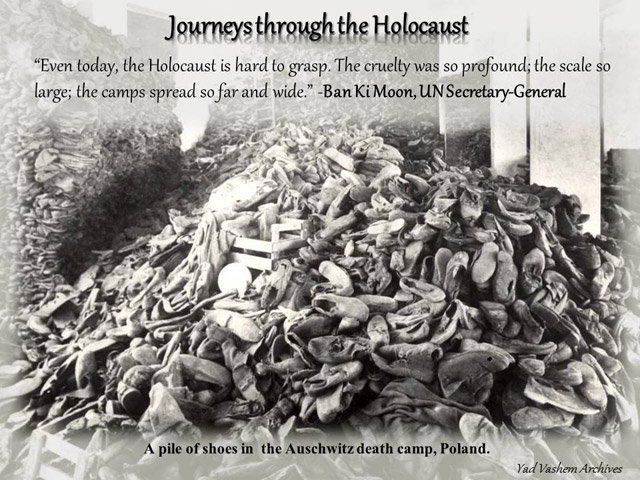 holocaust rememberance essays The holocaust remembrance scholarships, are created in honor of holocaust survivors, leizer and rose horowitz educating and empowering students to become ambassadors of breaking the veil of silence surrounding the issues of the holocaust is a key goal.