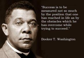 #SkilledIndia : India needs a Booker T Washington of our own…
