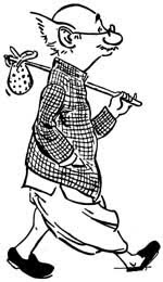 RK Laxman's Common Man