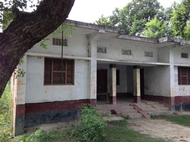 Rural Bihar - Empty Home