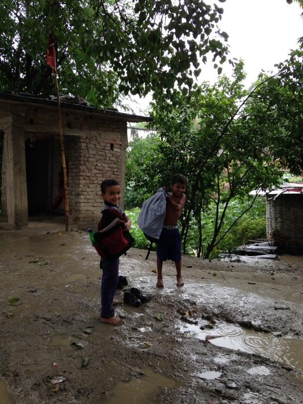 Rural Bihar - Happy Kids